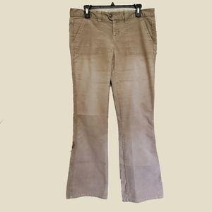 Aéropostale Tan Corduroy Pants, Size 9/10